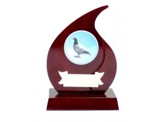 Trofea drewniane