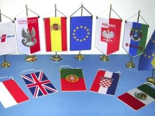 Proporczyki i flagi