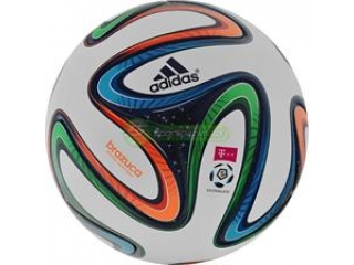 Pilka Adidas Brazuca Ekstraklasa meczowa